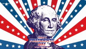 Presidents Day Wallpaper
