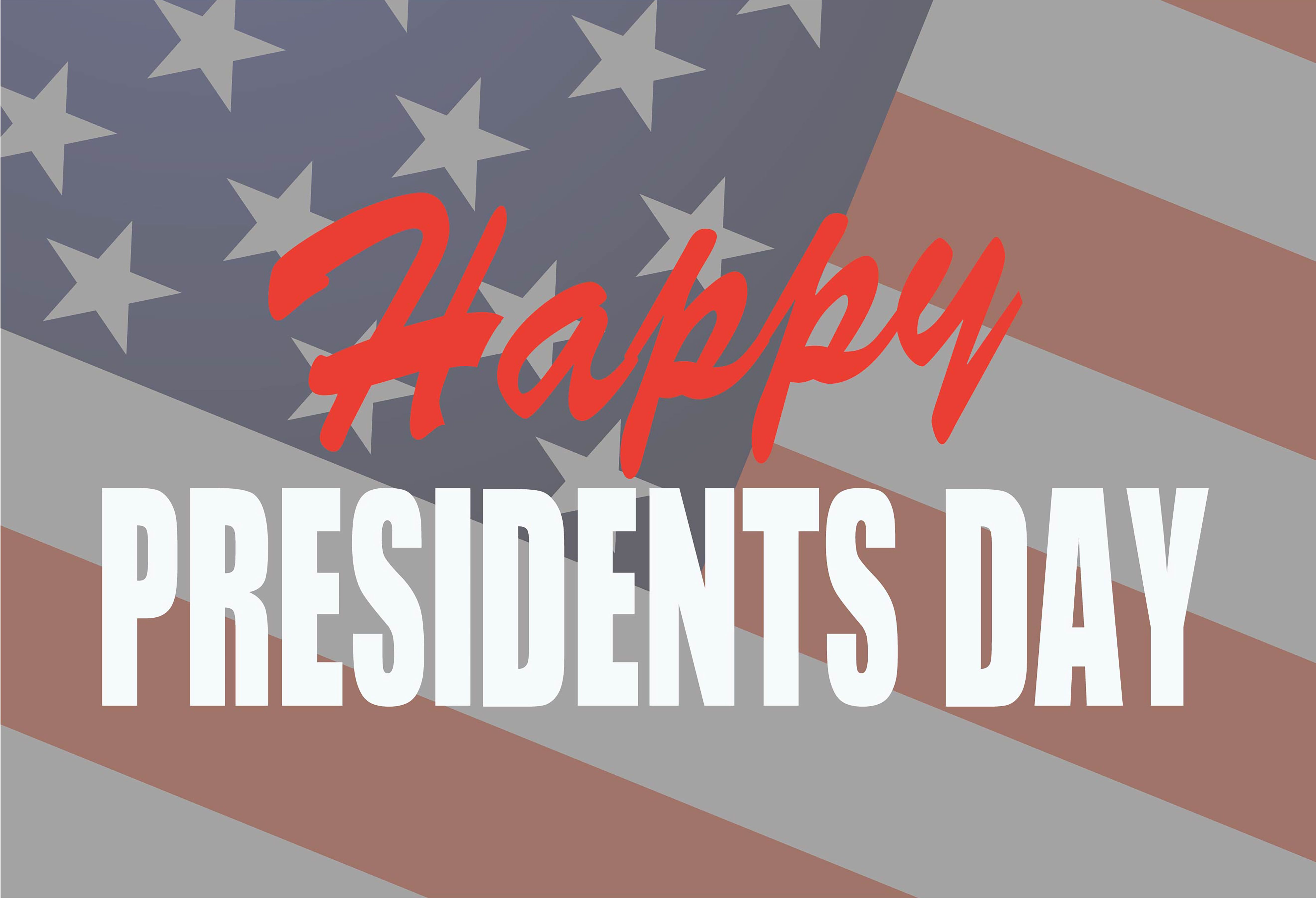 Presidents Day Widescreen