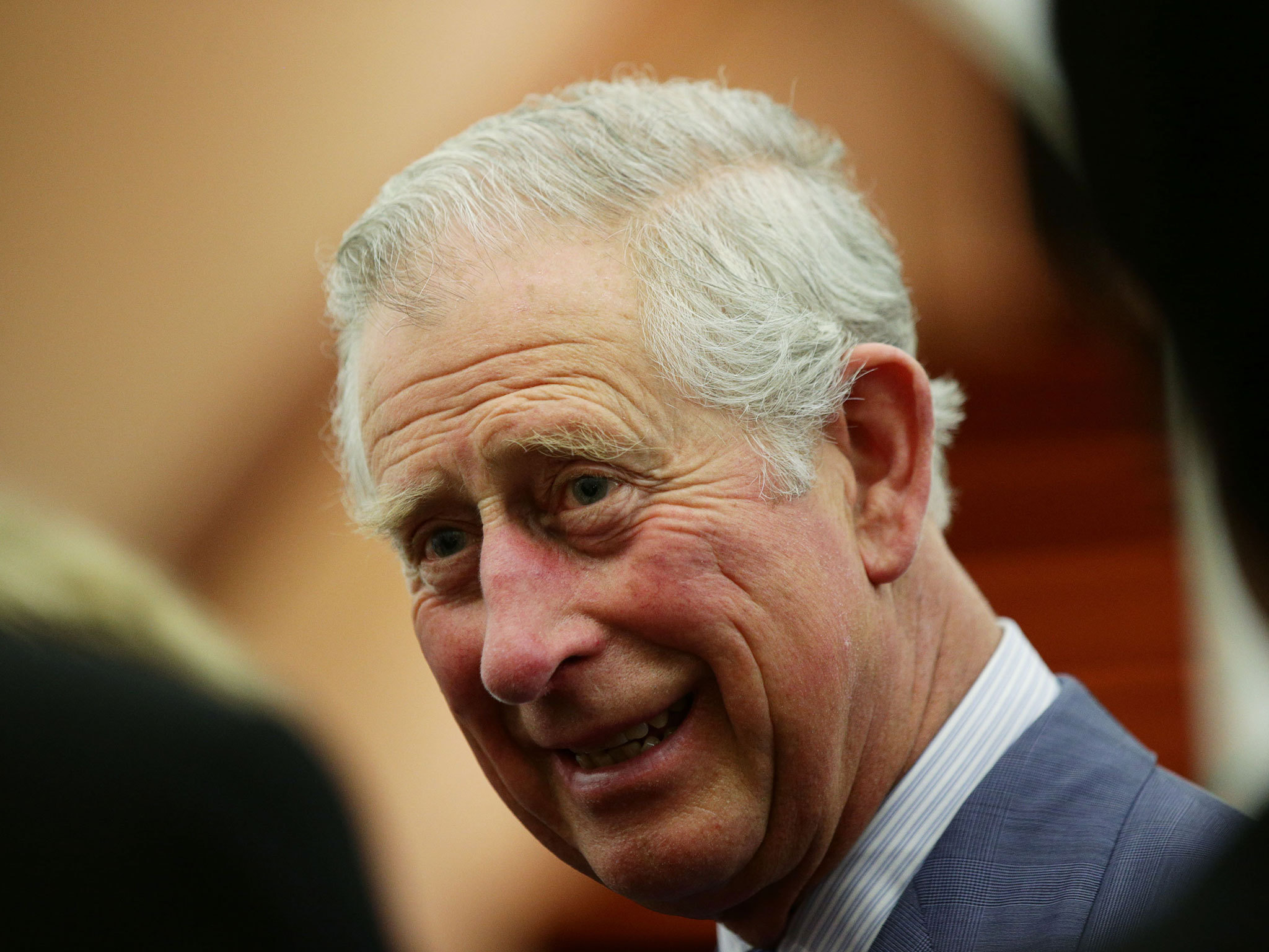 Prince Charles High Definition