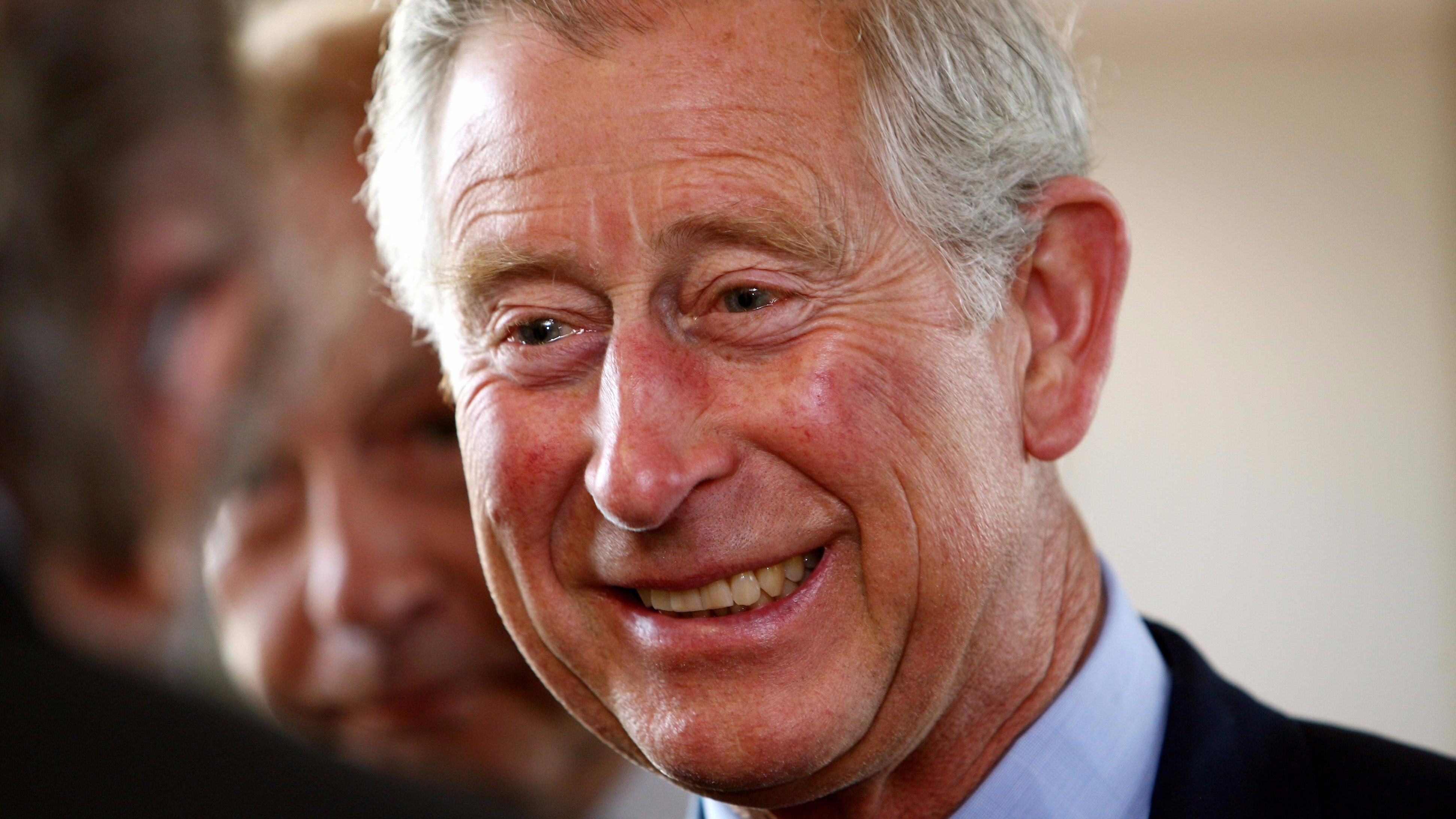 Prince Charles Widescreen