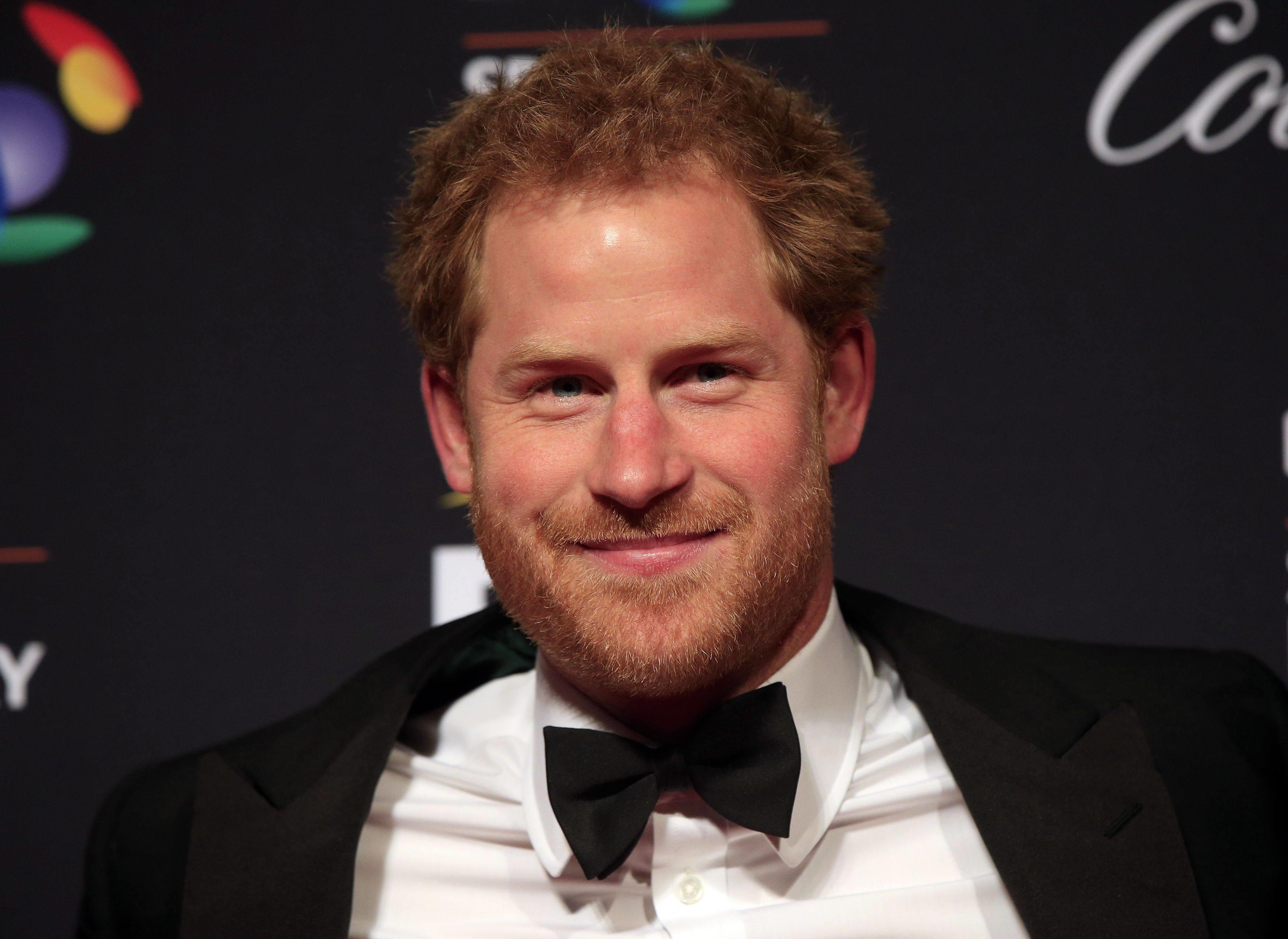 Prince Henry Of Wales Wallpaper