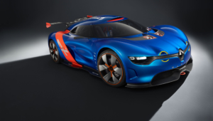 Renault Alpine A110 50 Widescreen