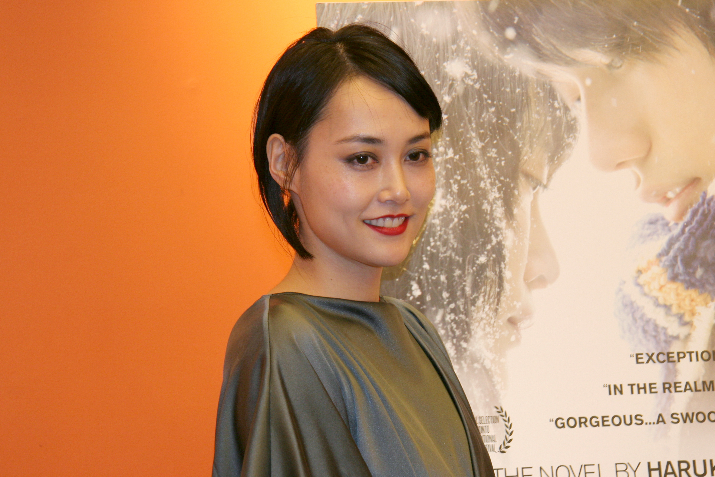 Rinko Kikuchi Wallpapers And Backgrounds