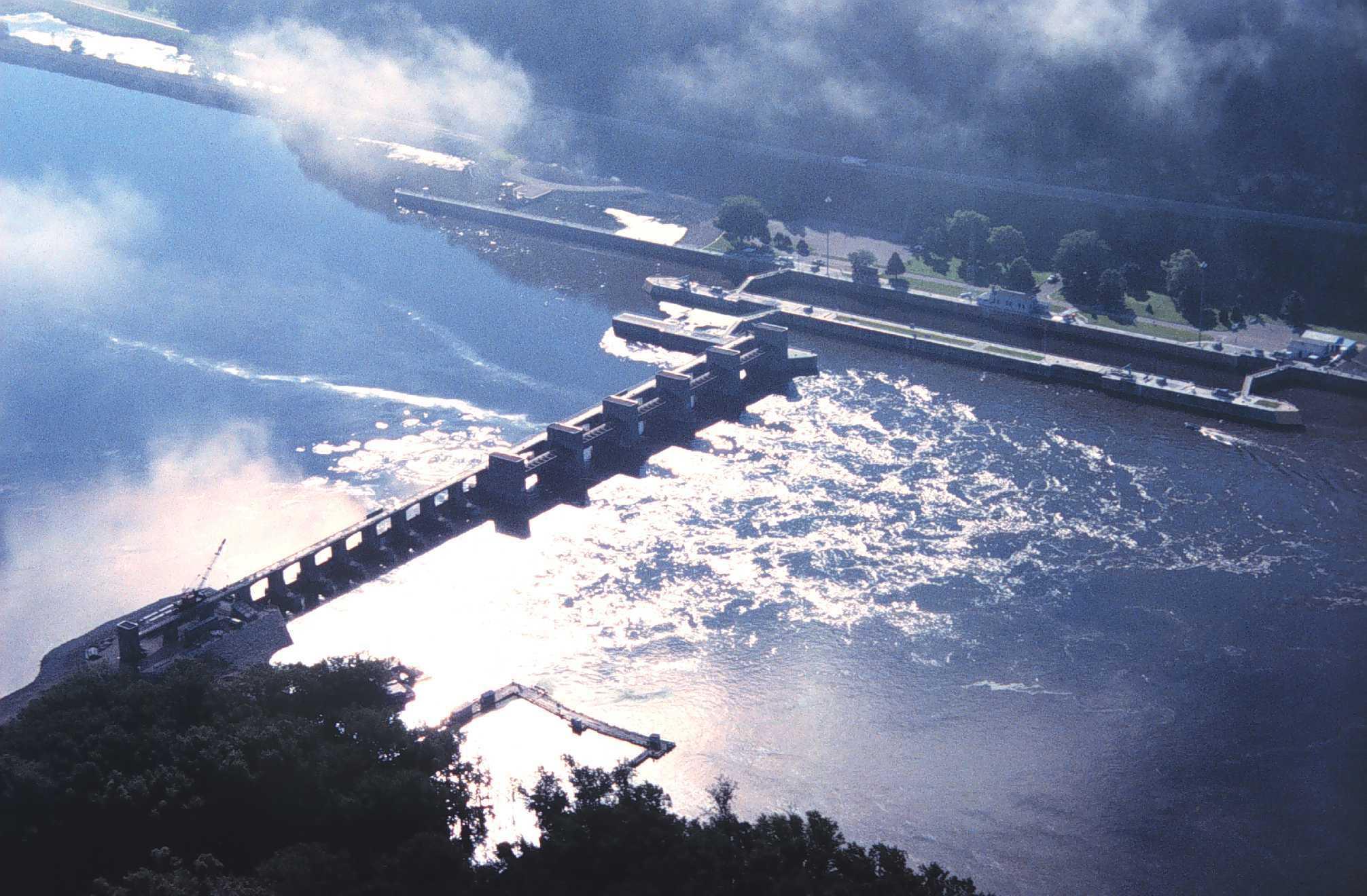 River Mississippi Hd Background
