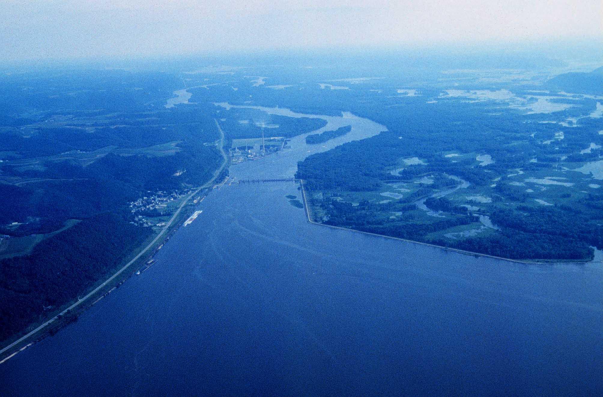 River Mississippi Hd Desktop