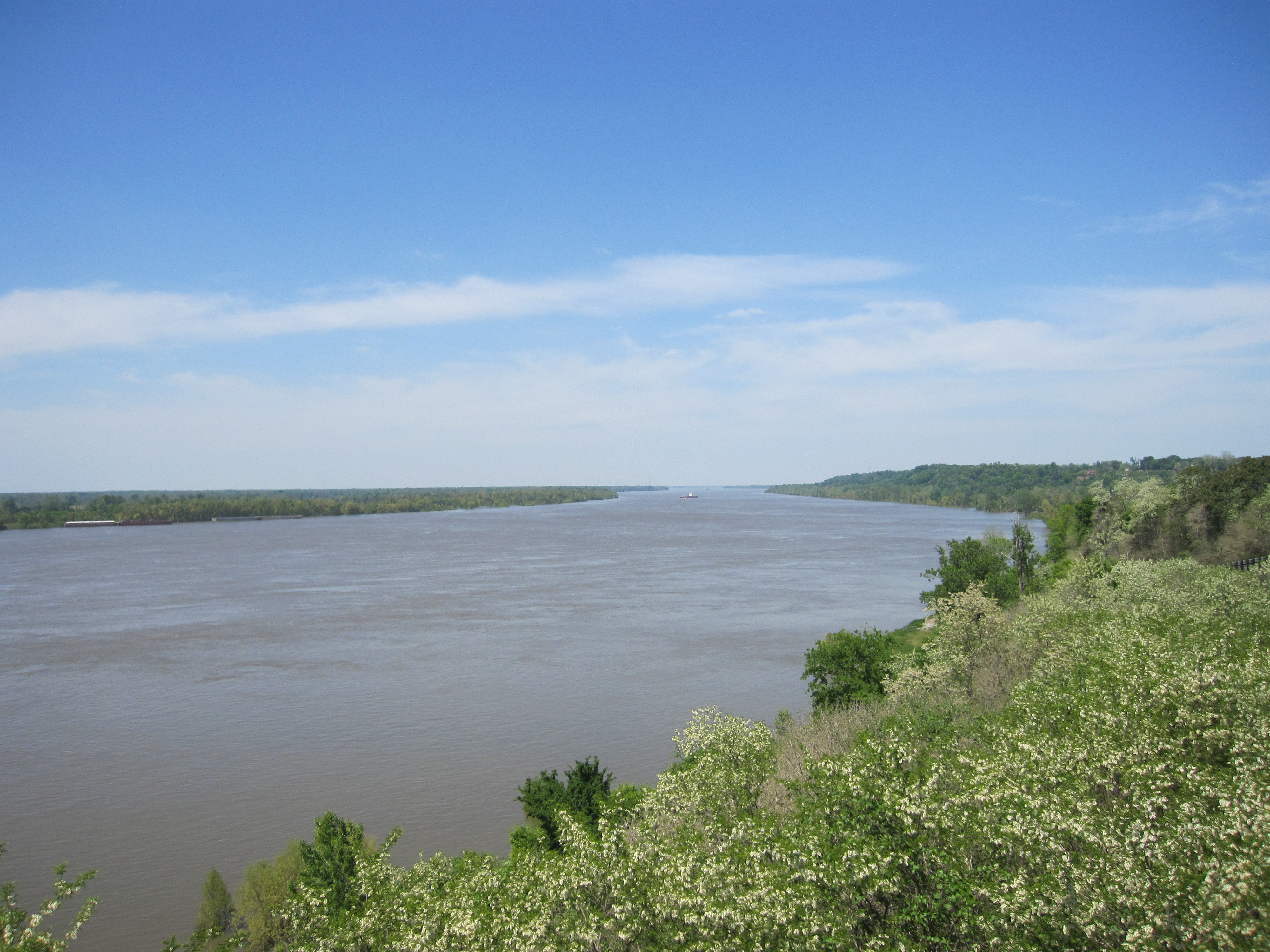 River Mississippi Hd Wallpaper