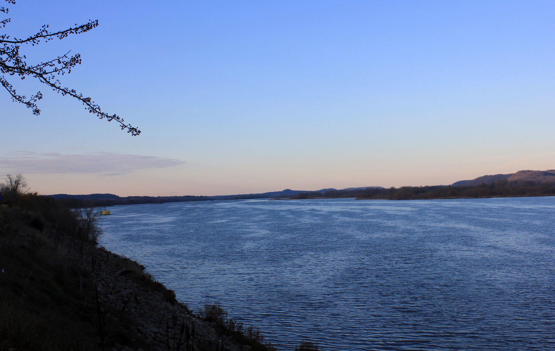 River Mississippi Wallpaper
