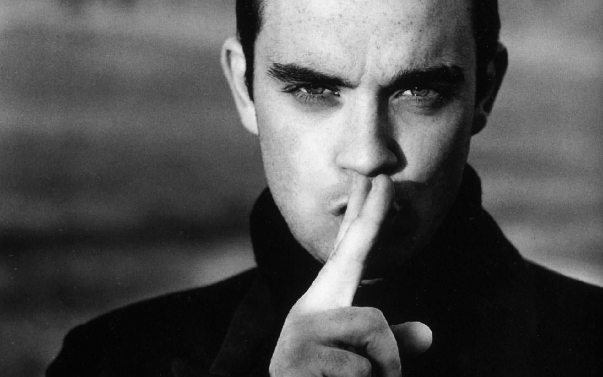 Robbie Williams Background
