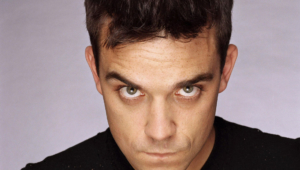 Robbie Williams Desktop Wallpaper