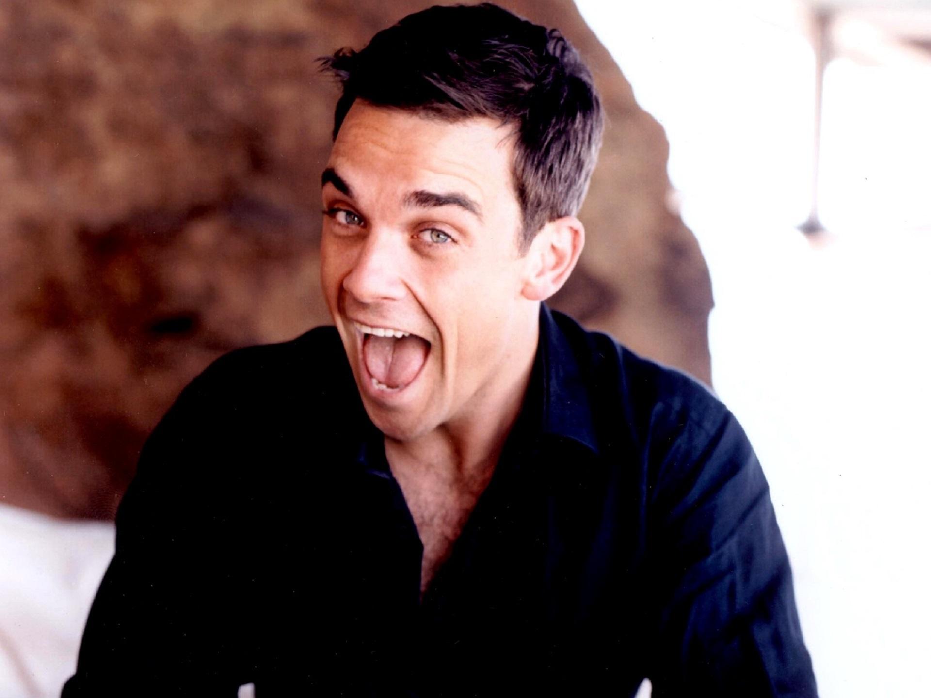 Robbie Williams Hd Desktop