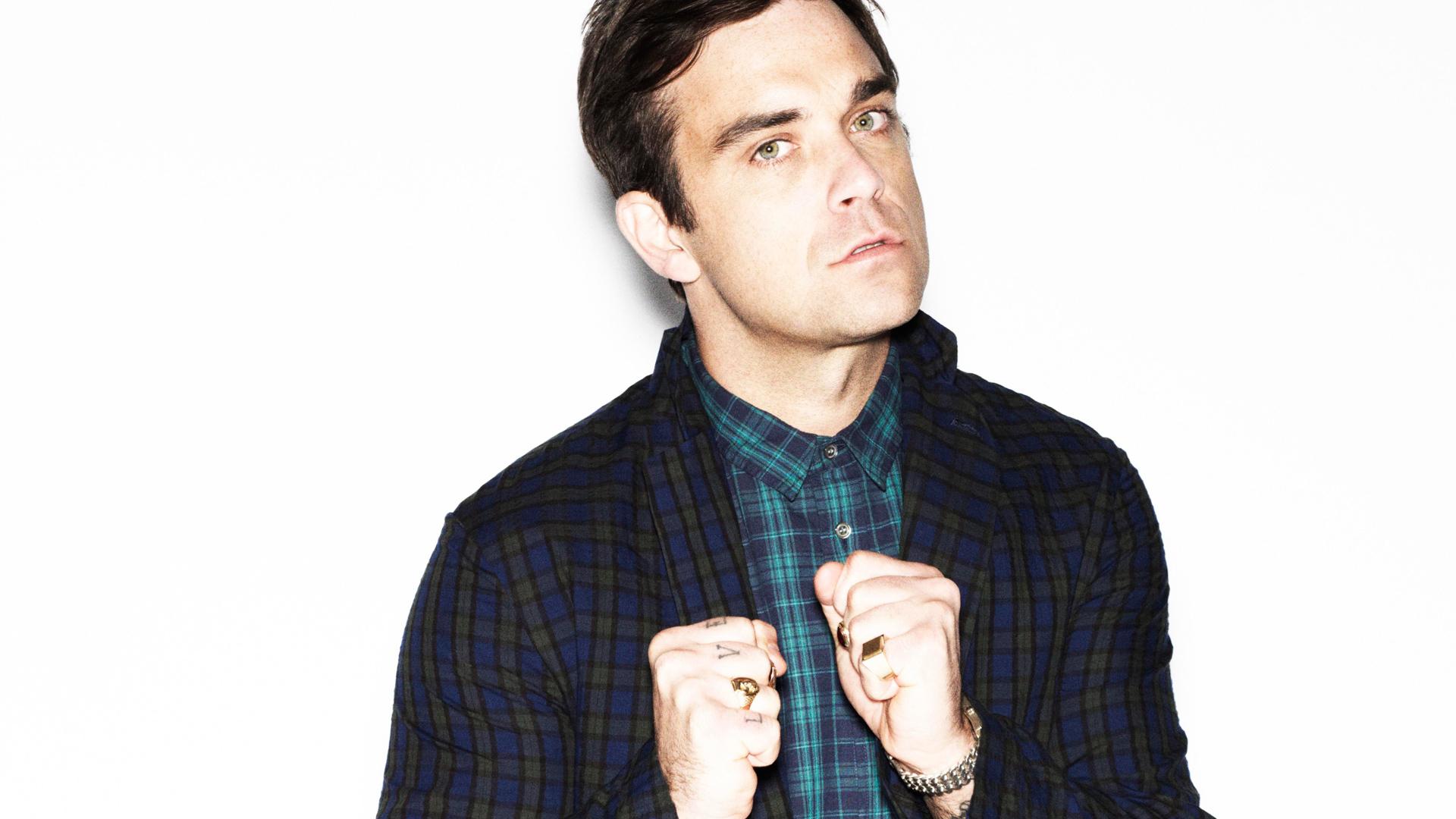 Robbie Williams Hd