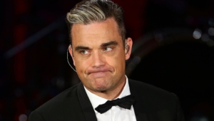 Robbie Williams High Definition Wallpapers