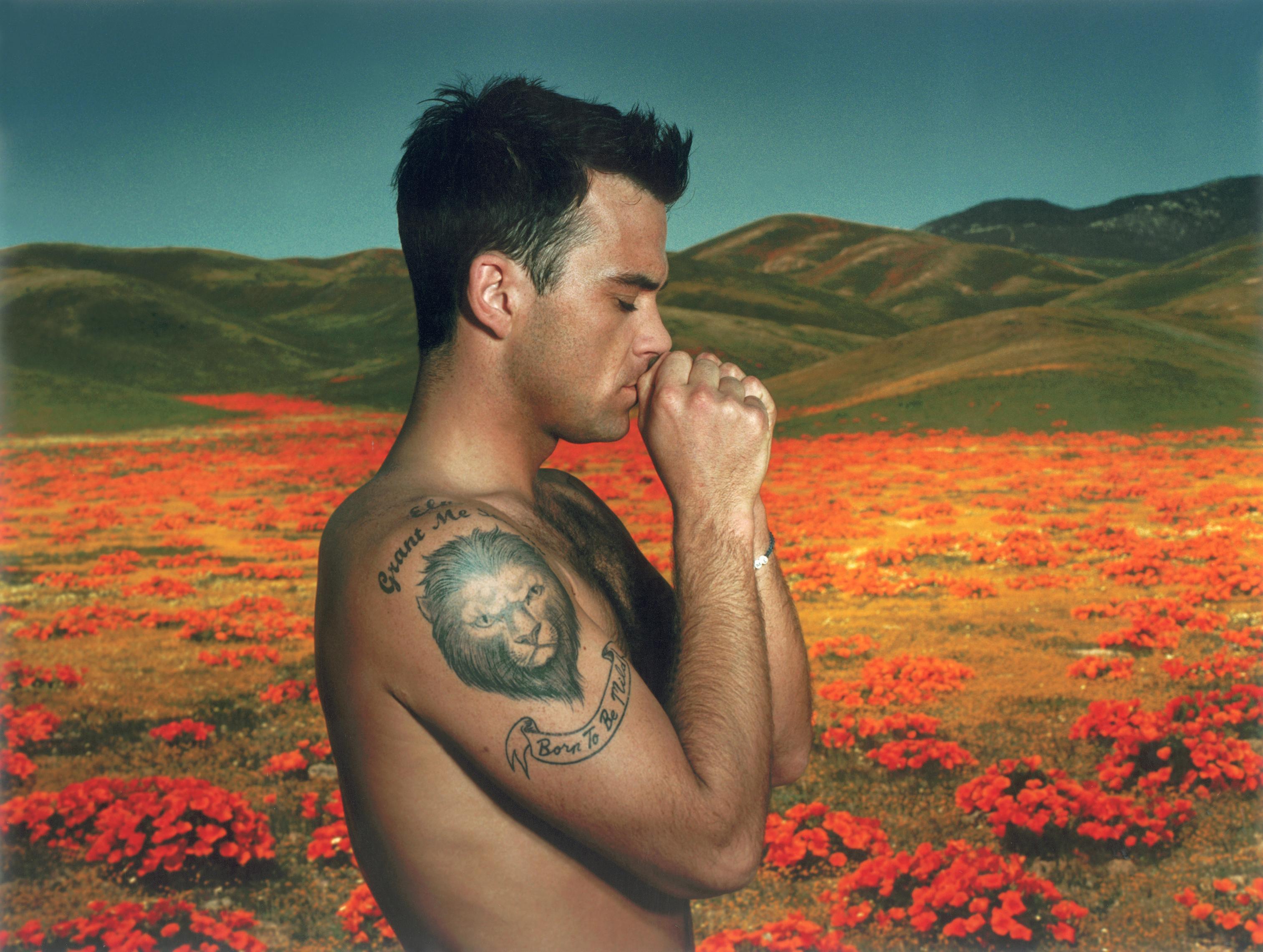 Robbie Williams Photos