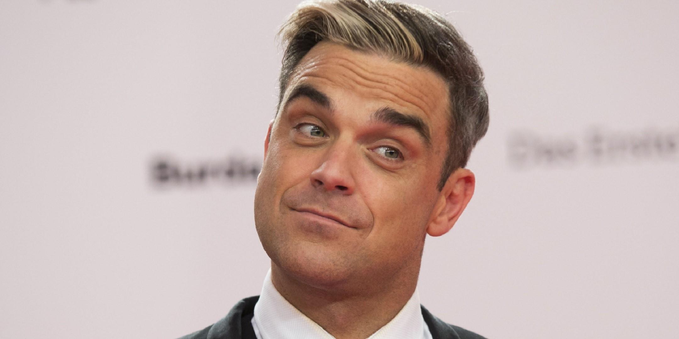 Robbie Williams Widescreen