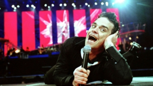 Robbie Williams For Desktop
