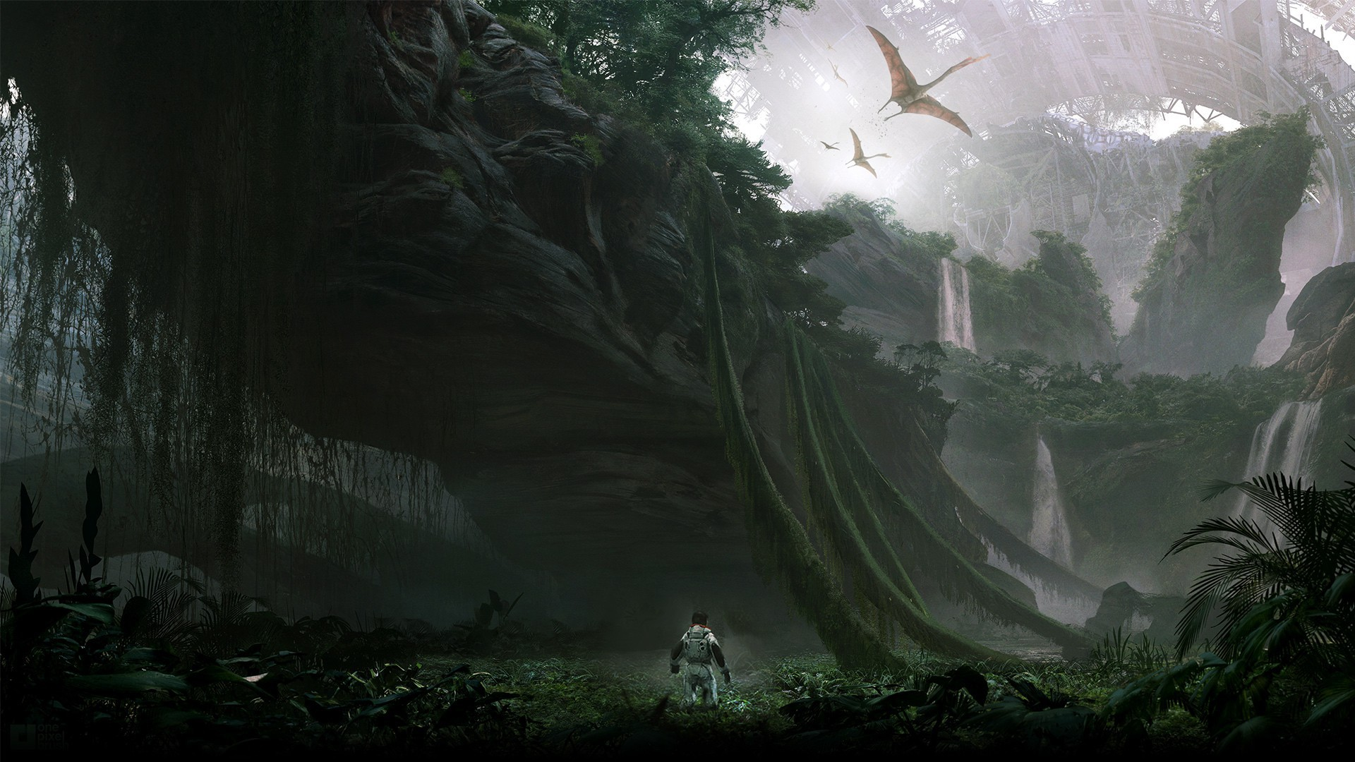 Robinson The Journey Wallpapers Hd