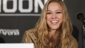 Ronda Rousey For Desktop