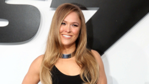 Ronda Rousey Hot