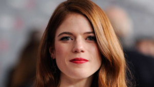 Rose Leslie Background