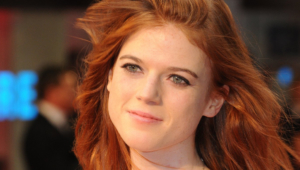 Rose Leslie Widescreen