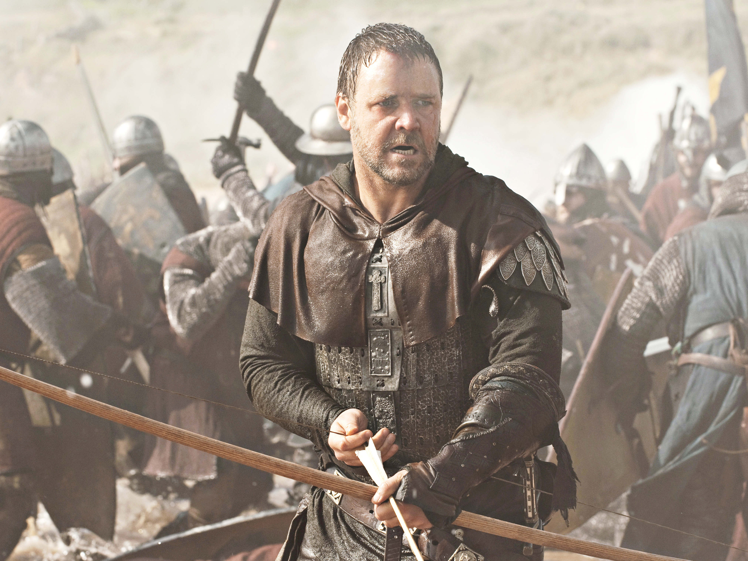 Russell Crowe Pictures