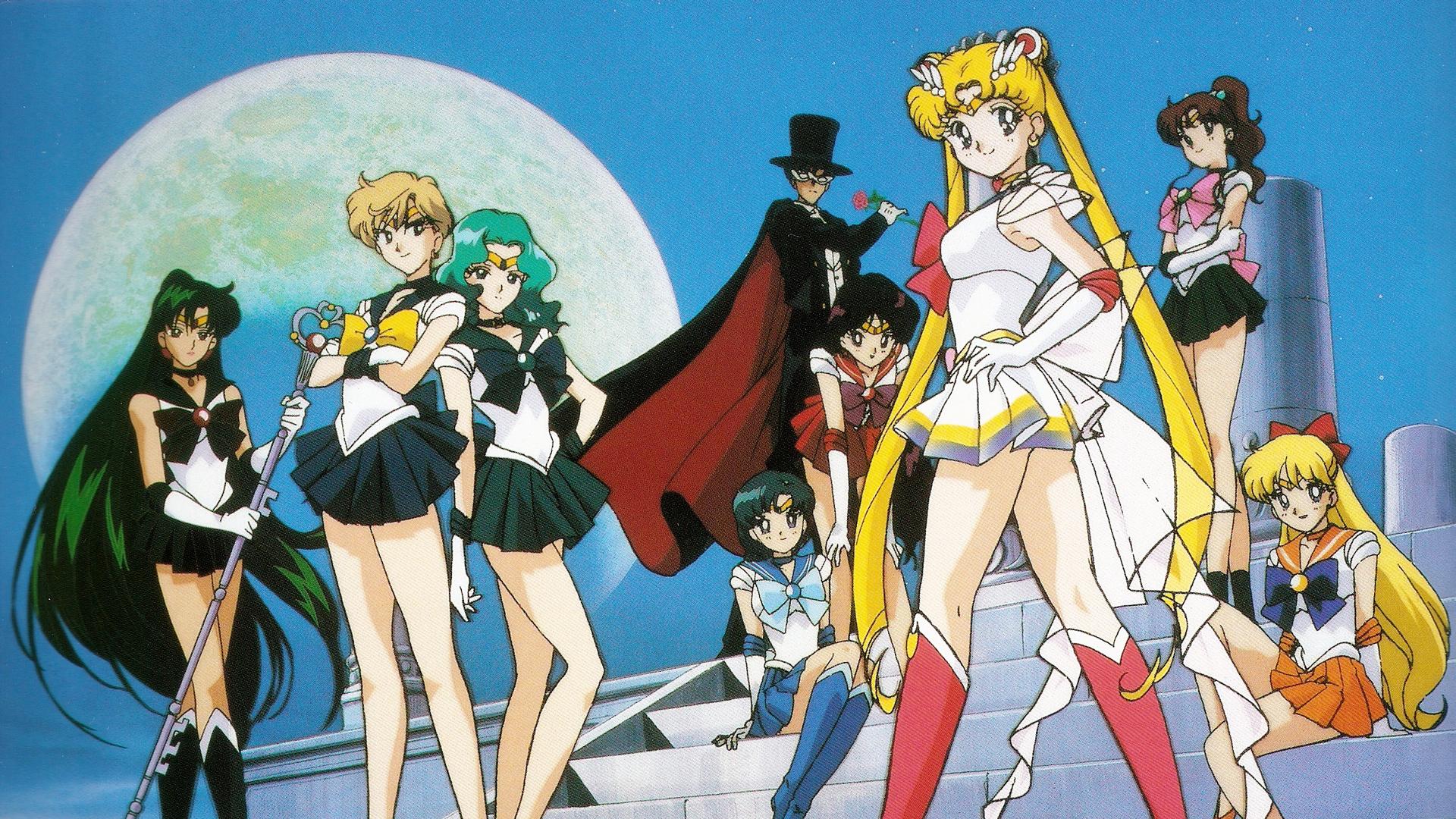 Sailor Moon Computer Wallpaper