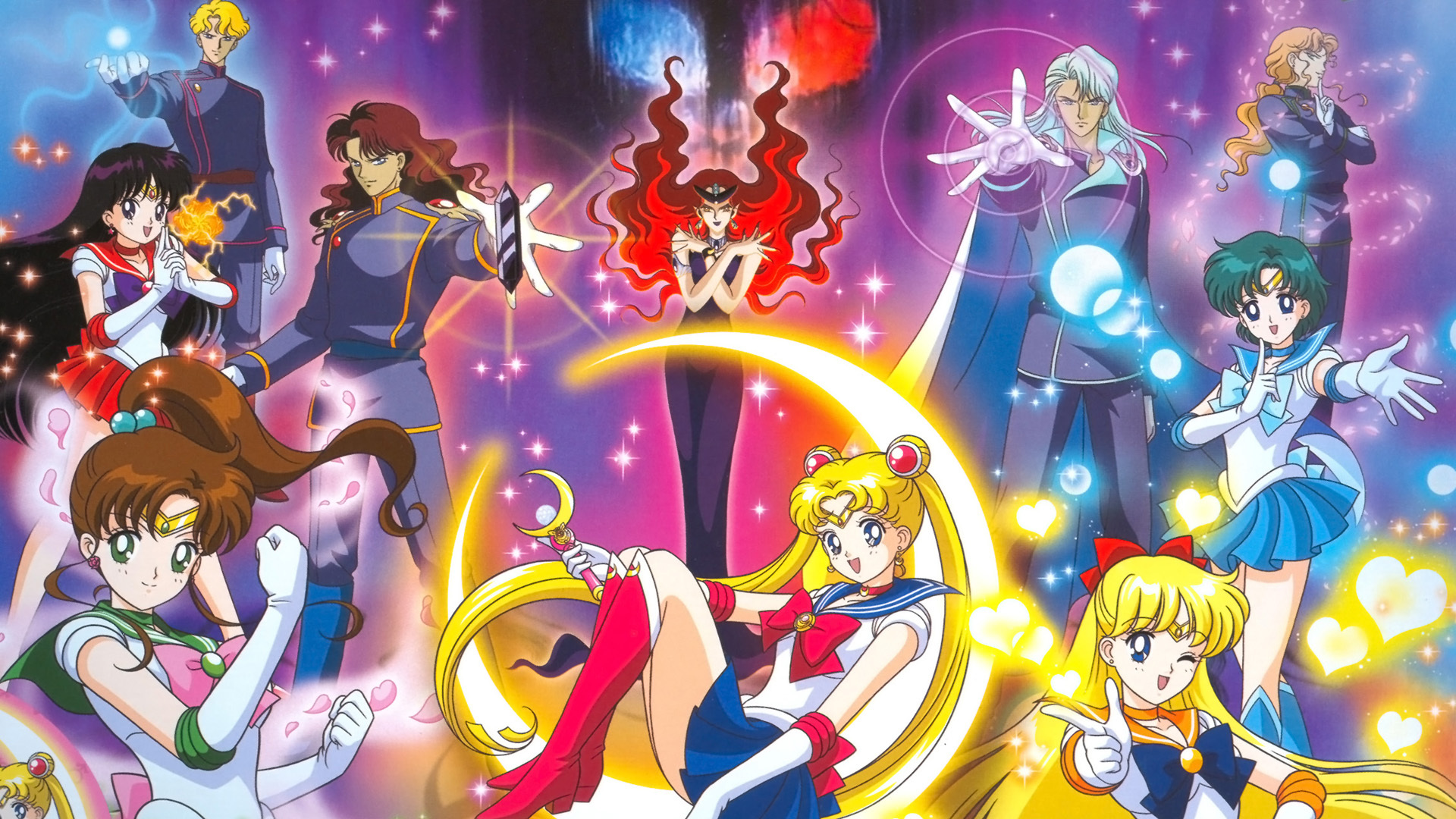 Sailor Moon High Definition Wallpapers