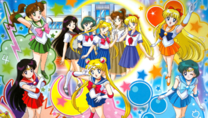 Sailor Moon Photos
