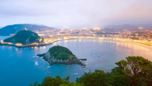 San Sebastian For Desktop
