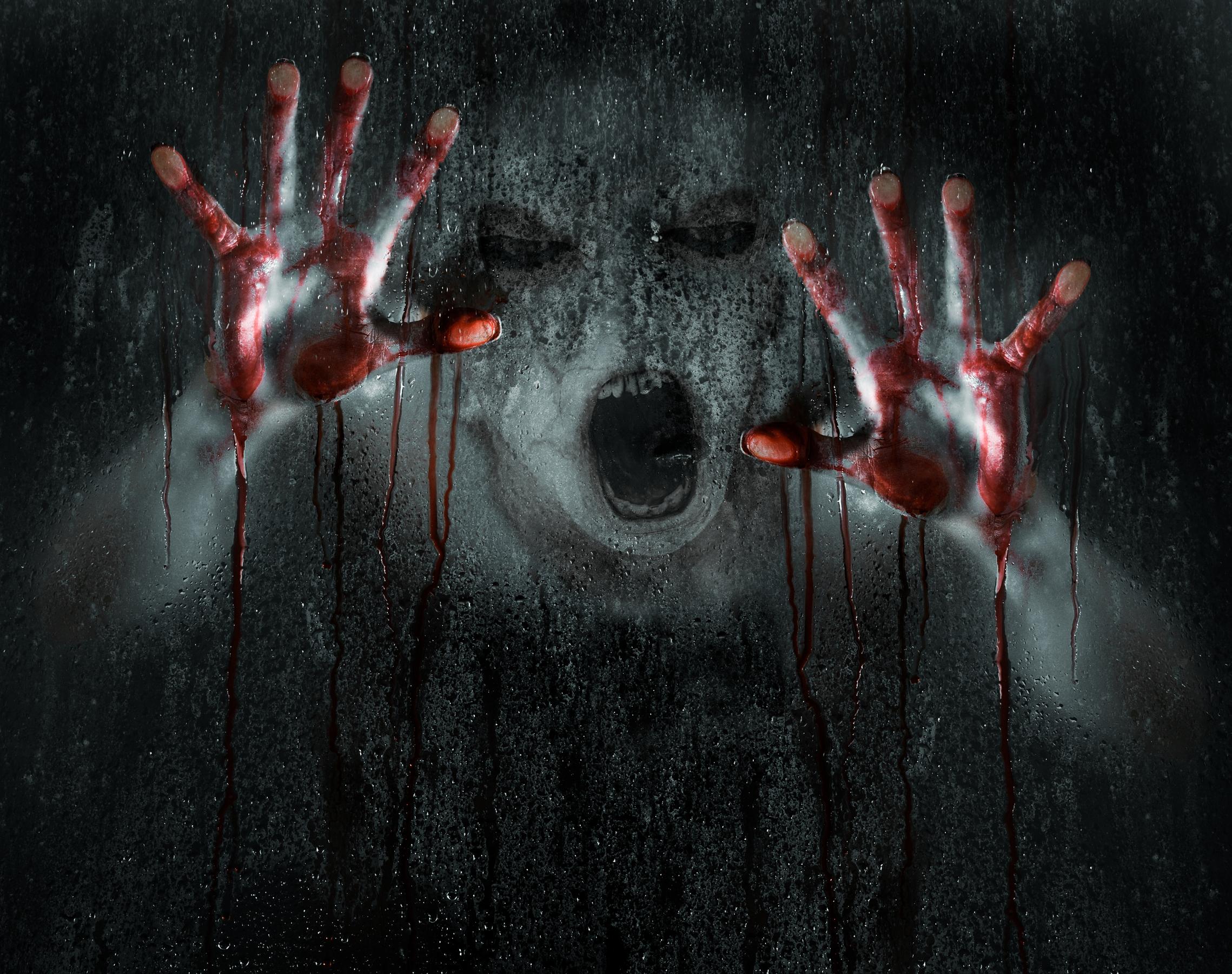 Scary Halloween Hd Desktop