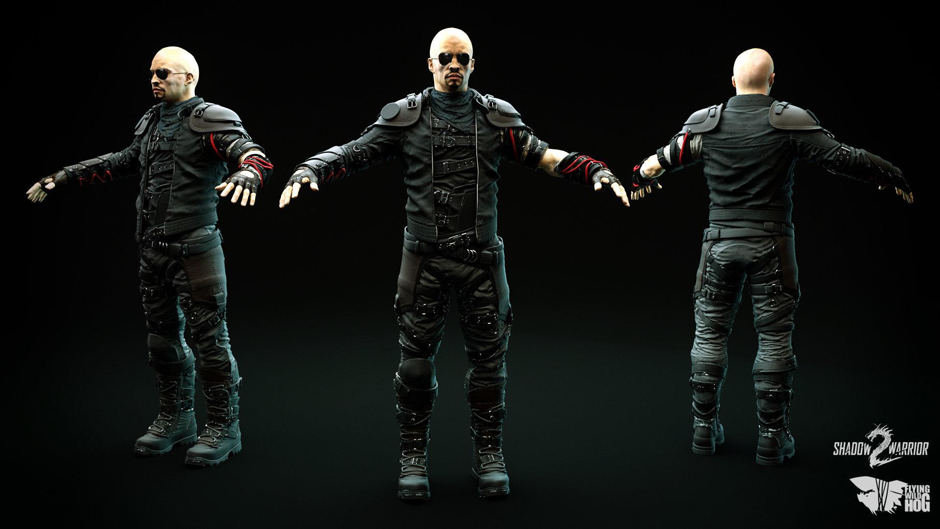 Shadow Warrior 2 Background