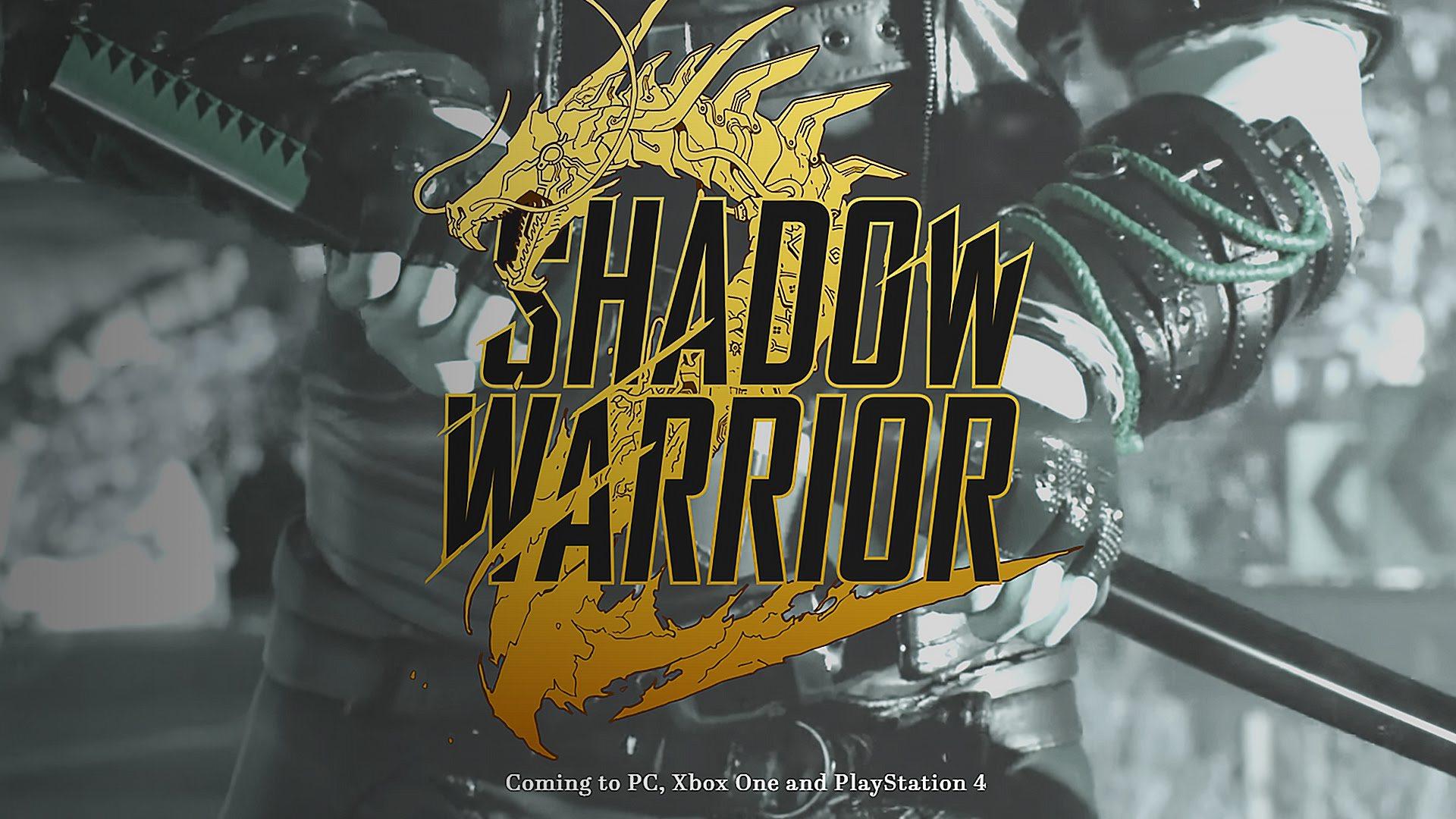 Shadow Warrior 2 Full Hd