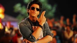 Shah Rukh Khan Hairstyle