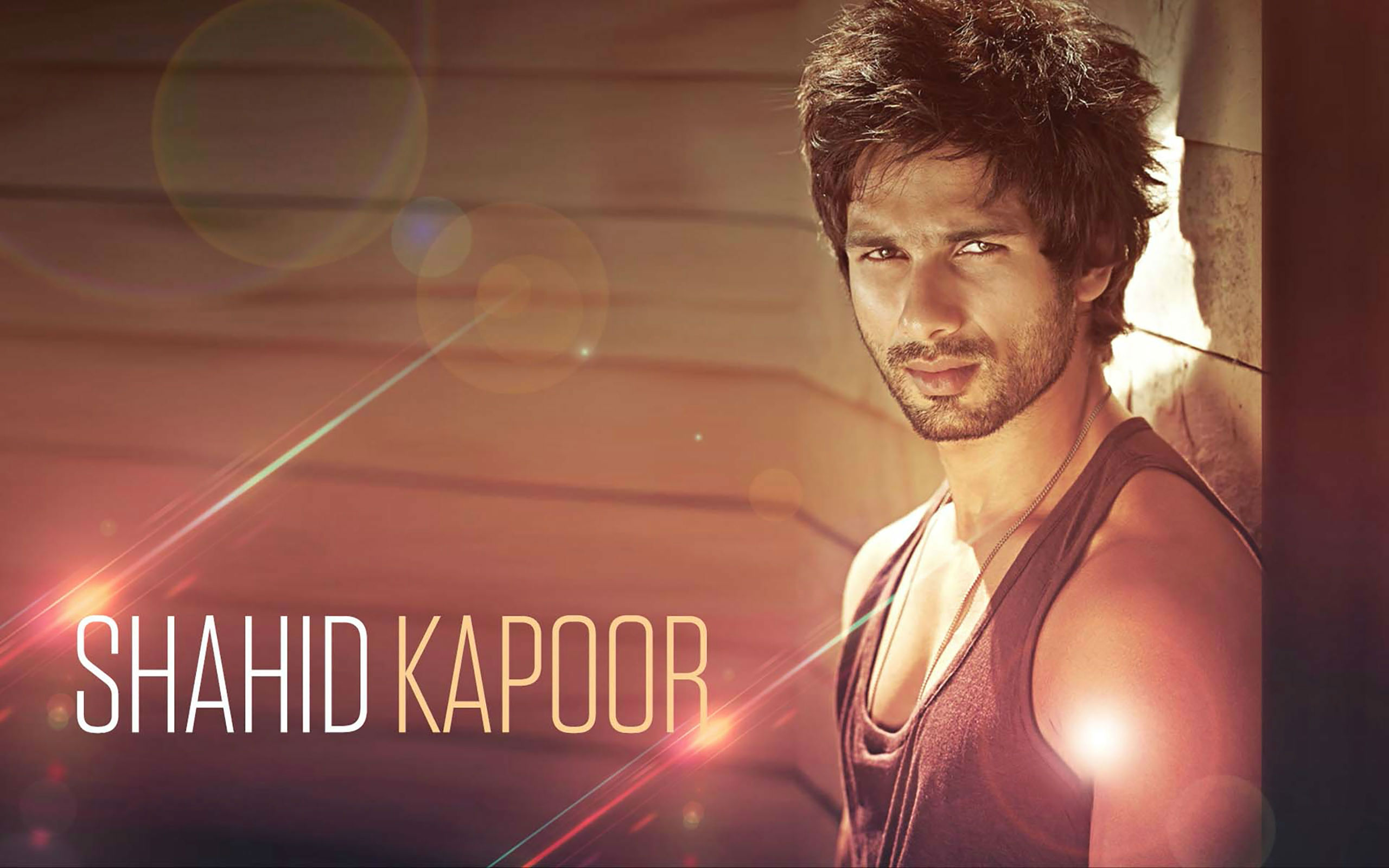 Shahid Kapoor High Definition Wallpapers