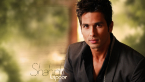 Shahid Kapoor For Desktop