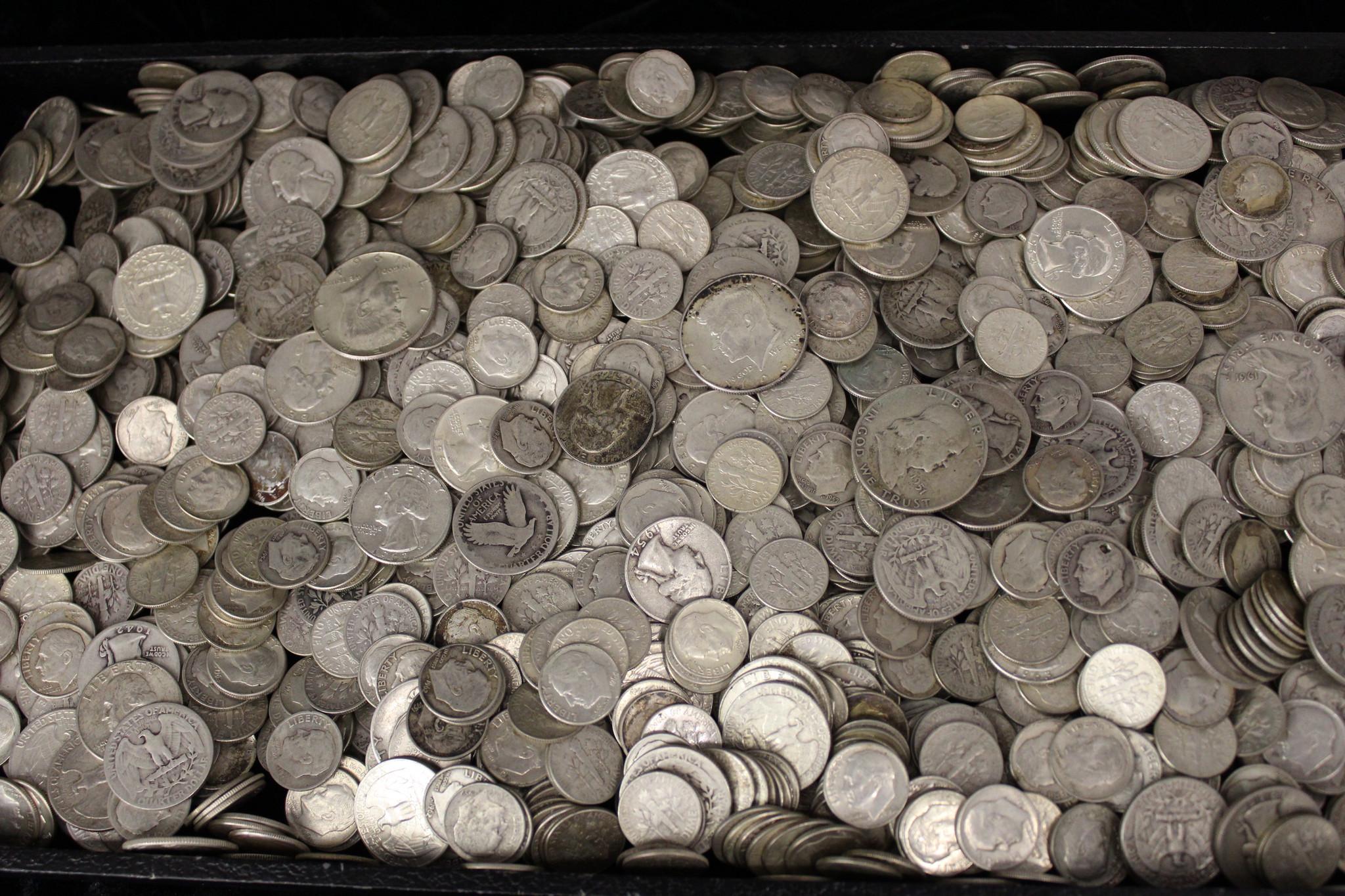 Silver Dollar Photos