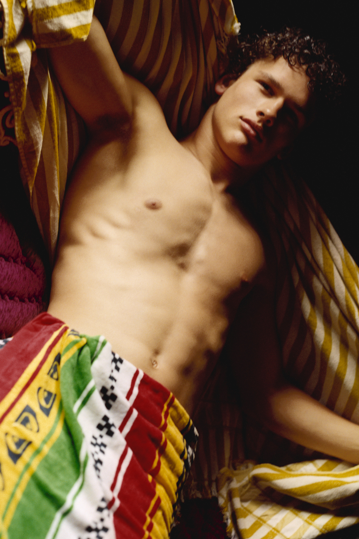Simon Nessman Iphone Image