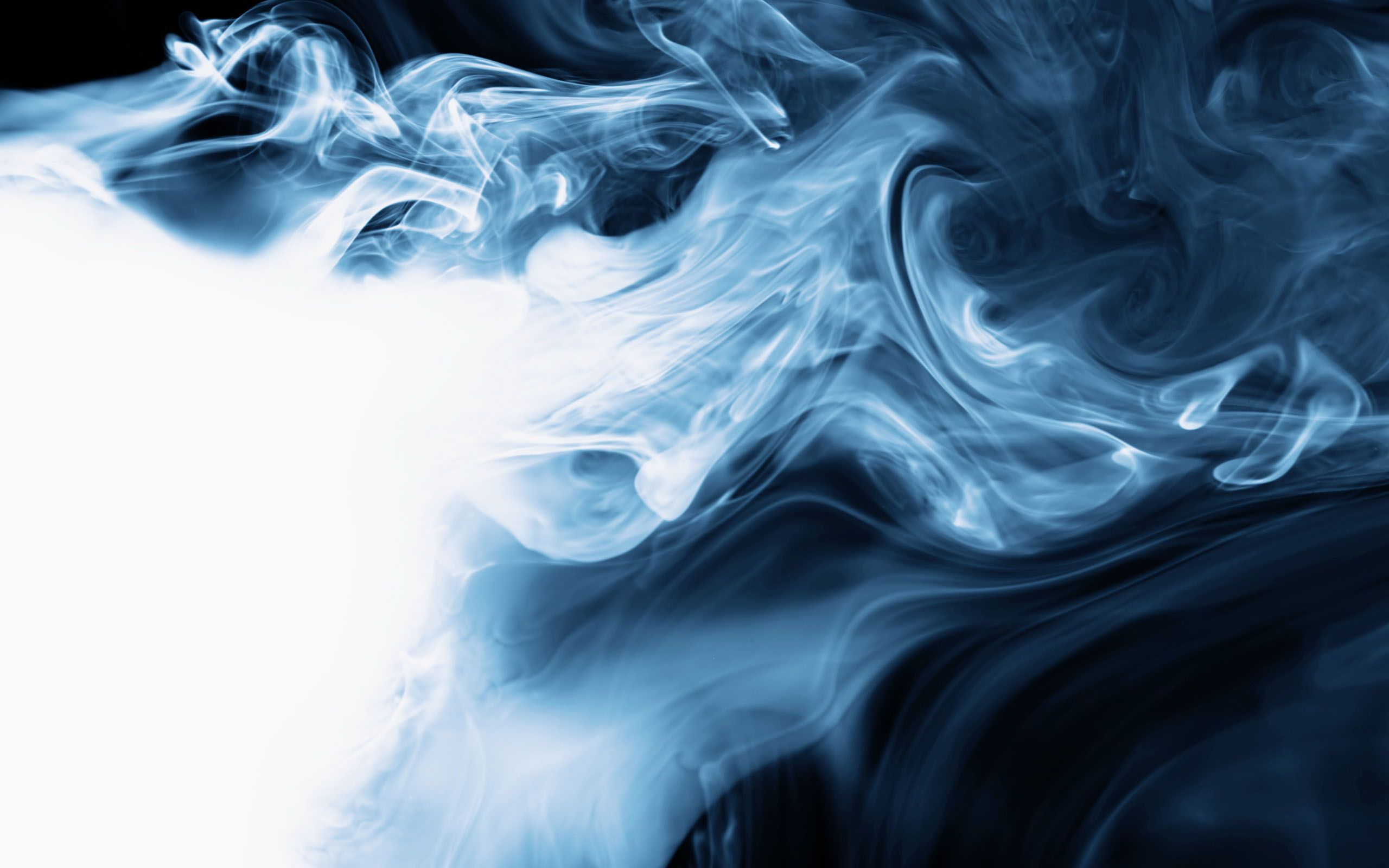 Smoke Computer Wallpaper