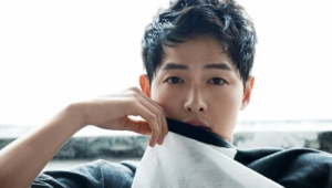 Song Joong Ki Desktop