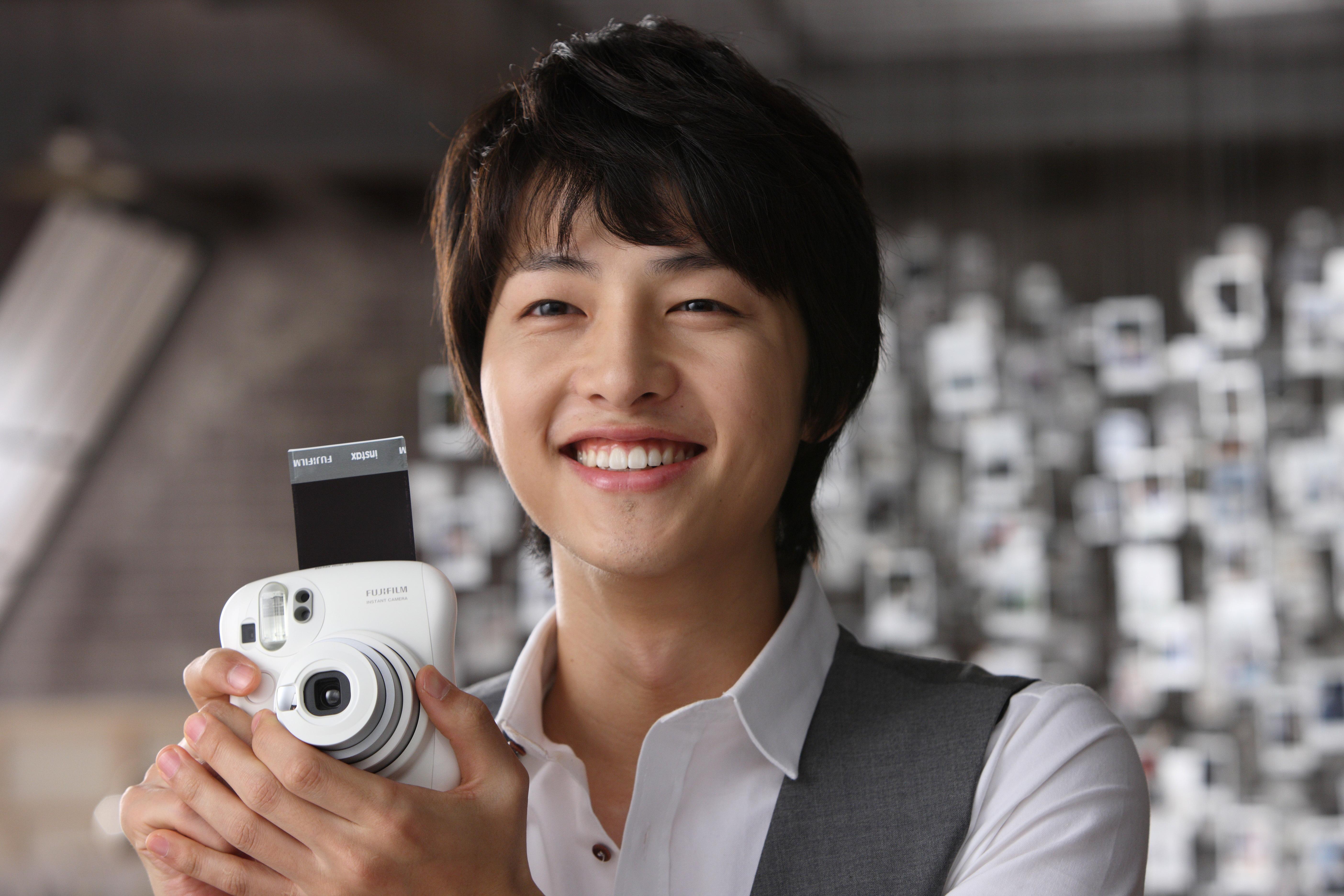 Song Joong Ki Hd Desktop