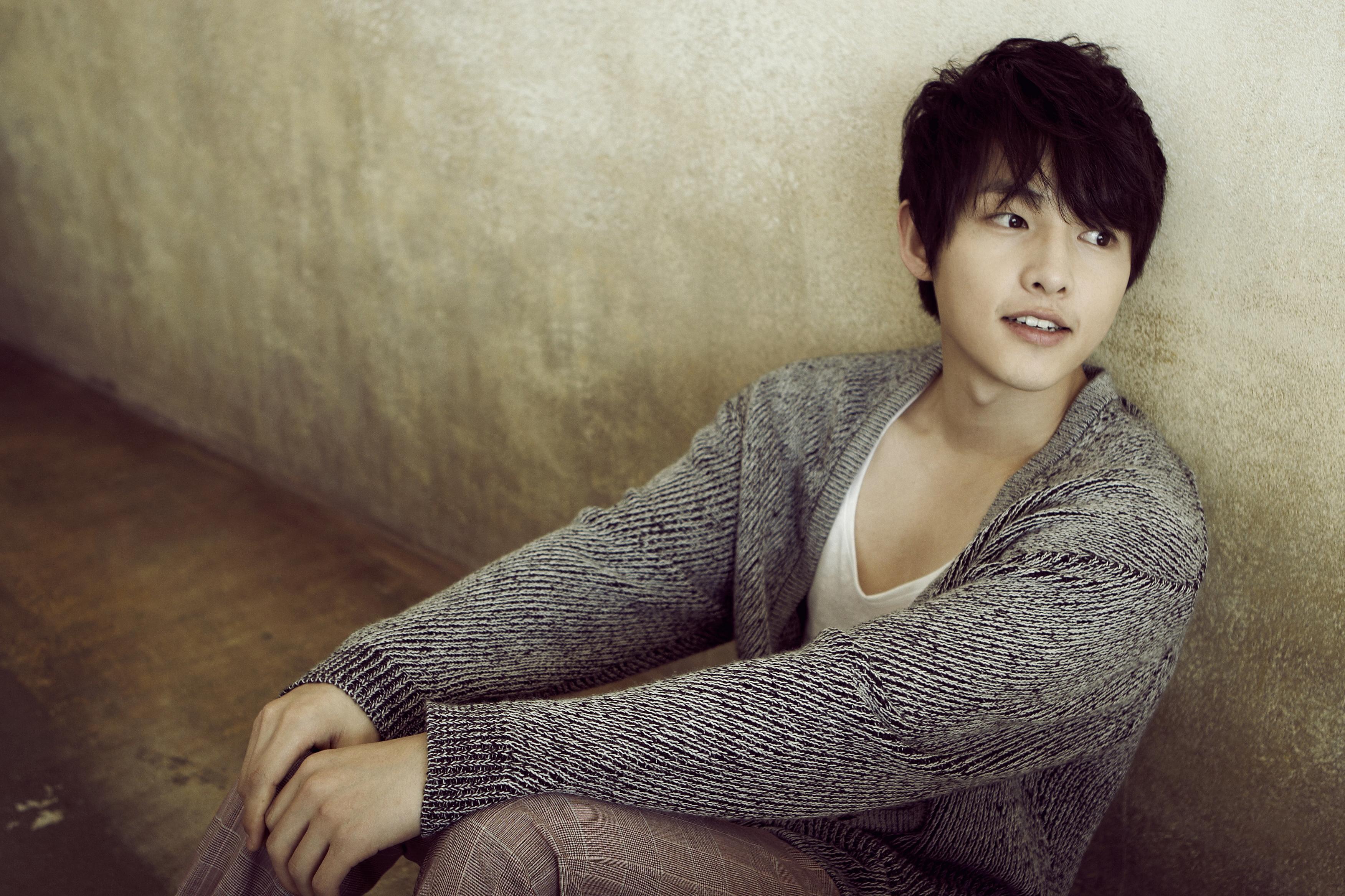 Song Joong Ki Hd Wallpaper