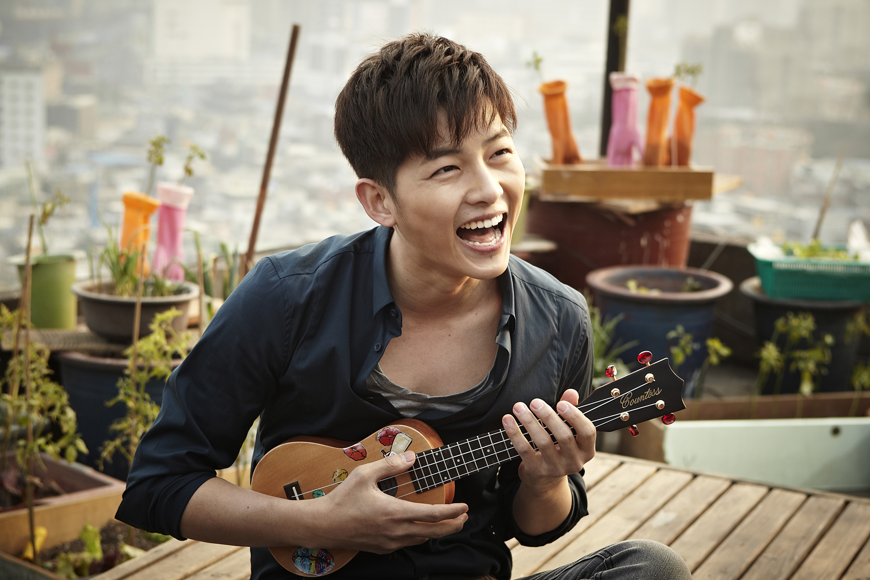 Song Joong Ki Images