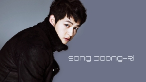 Song Joong Ki Photos