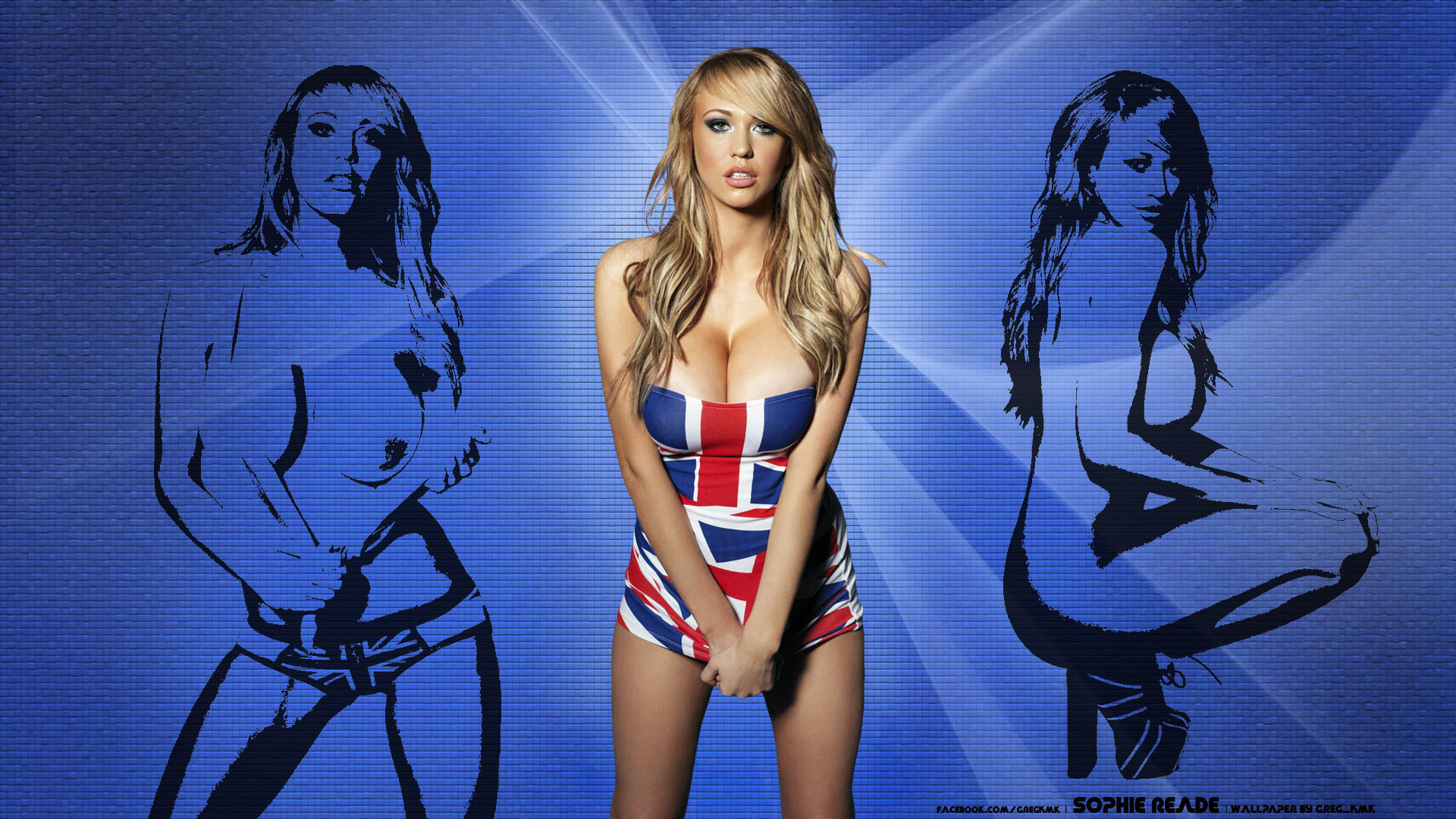 Sophie Reade Wallpapers Hd