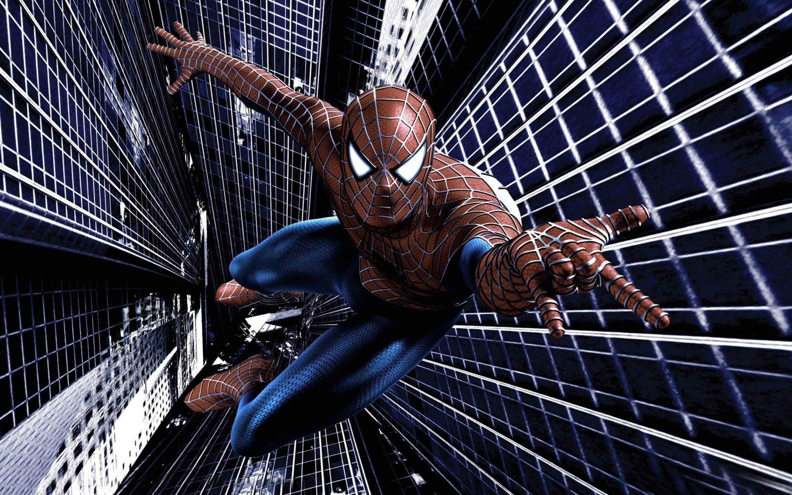 Spider Man Desktop