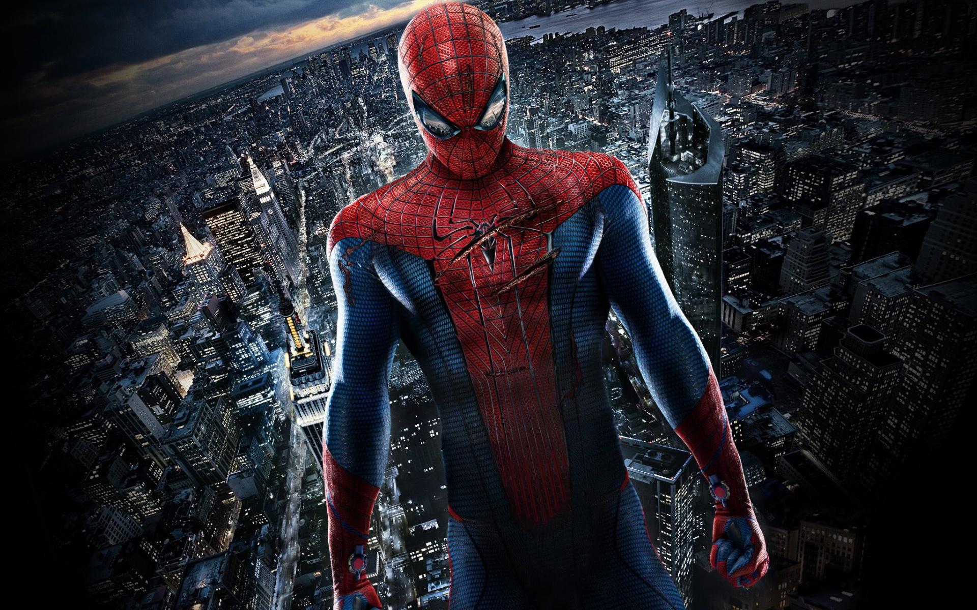 Spider Man Hd Desktop