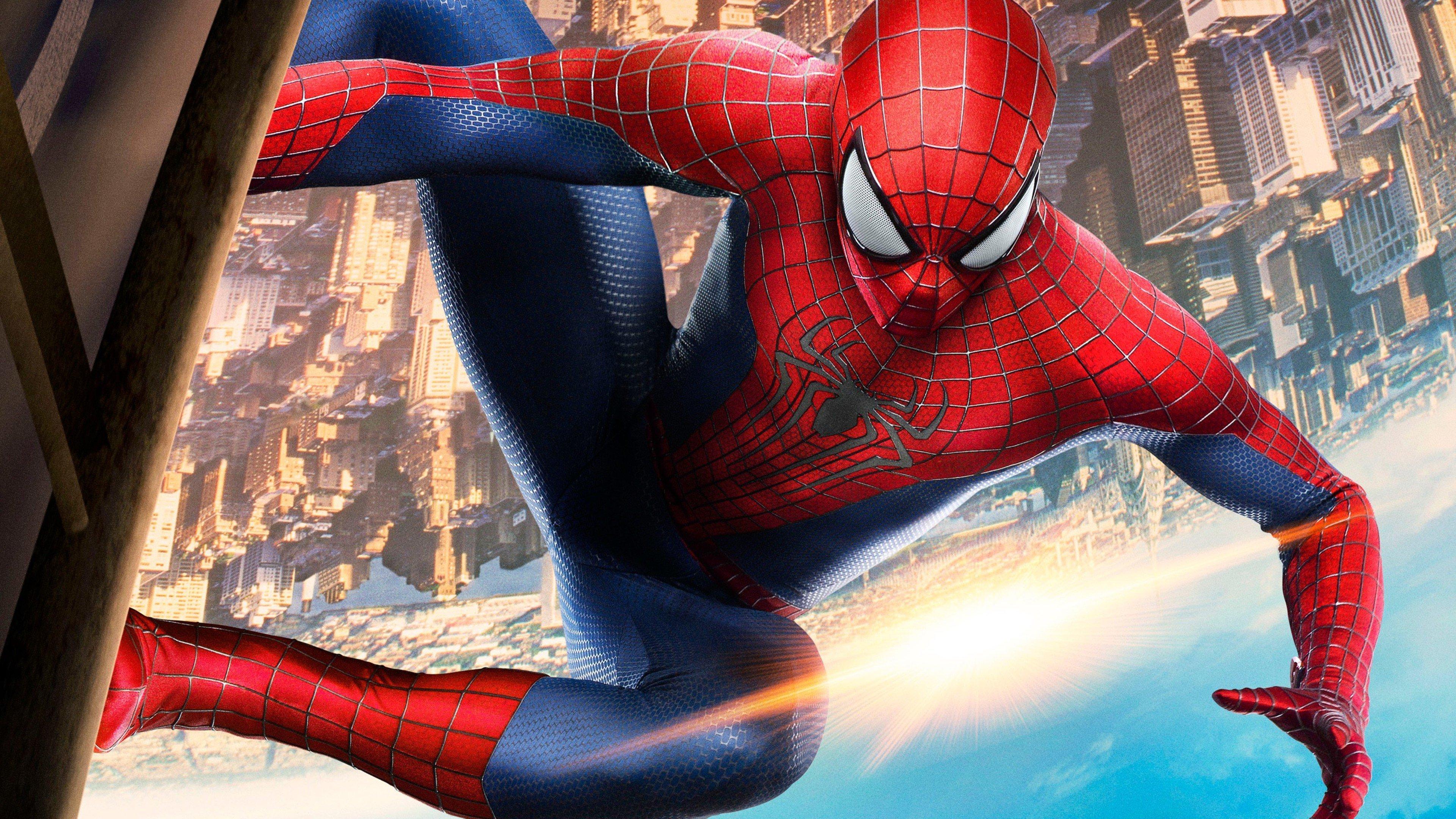 Spider Man Photos