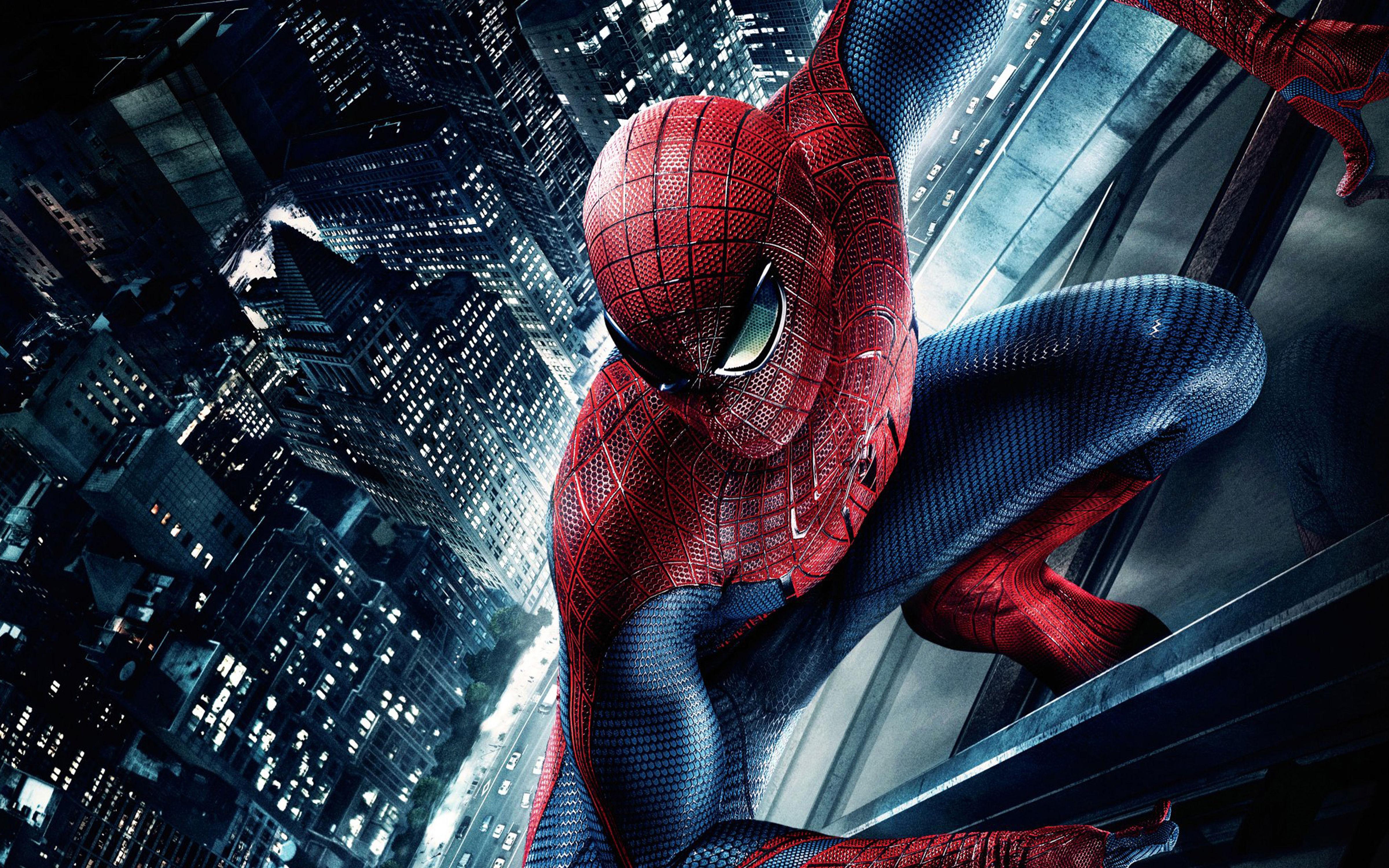 Spider Man Widescreen