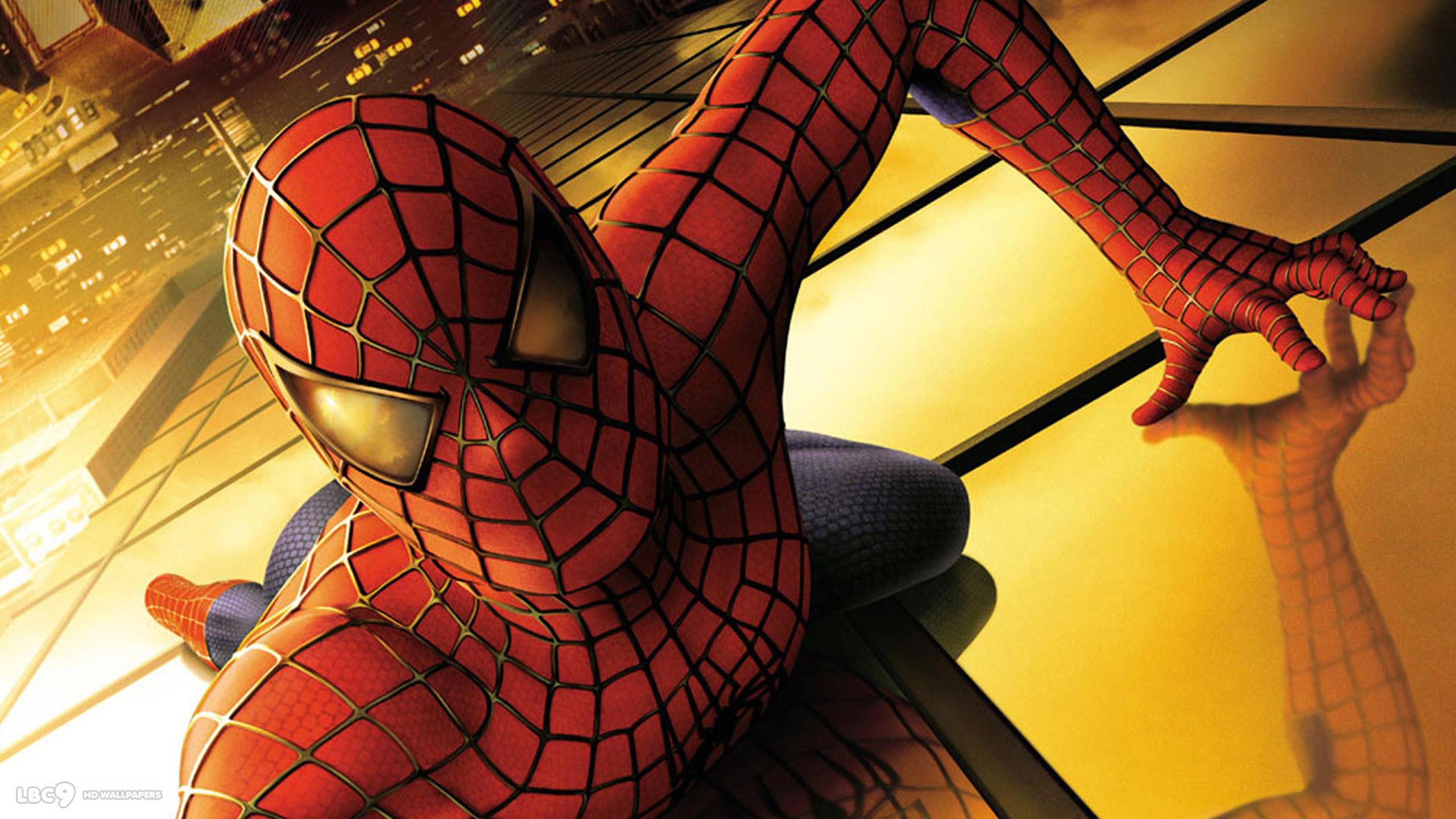 Spider Man For Desktop