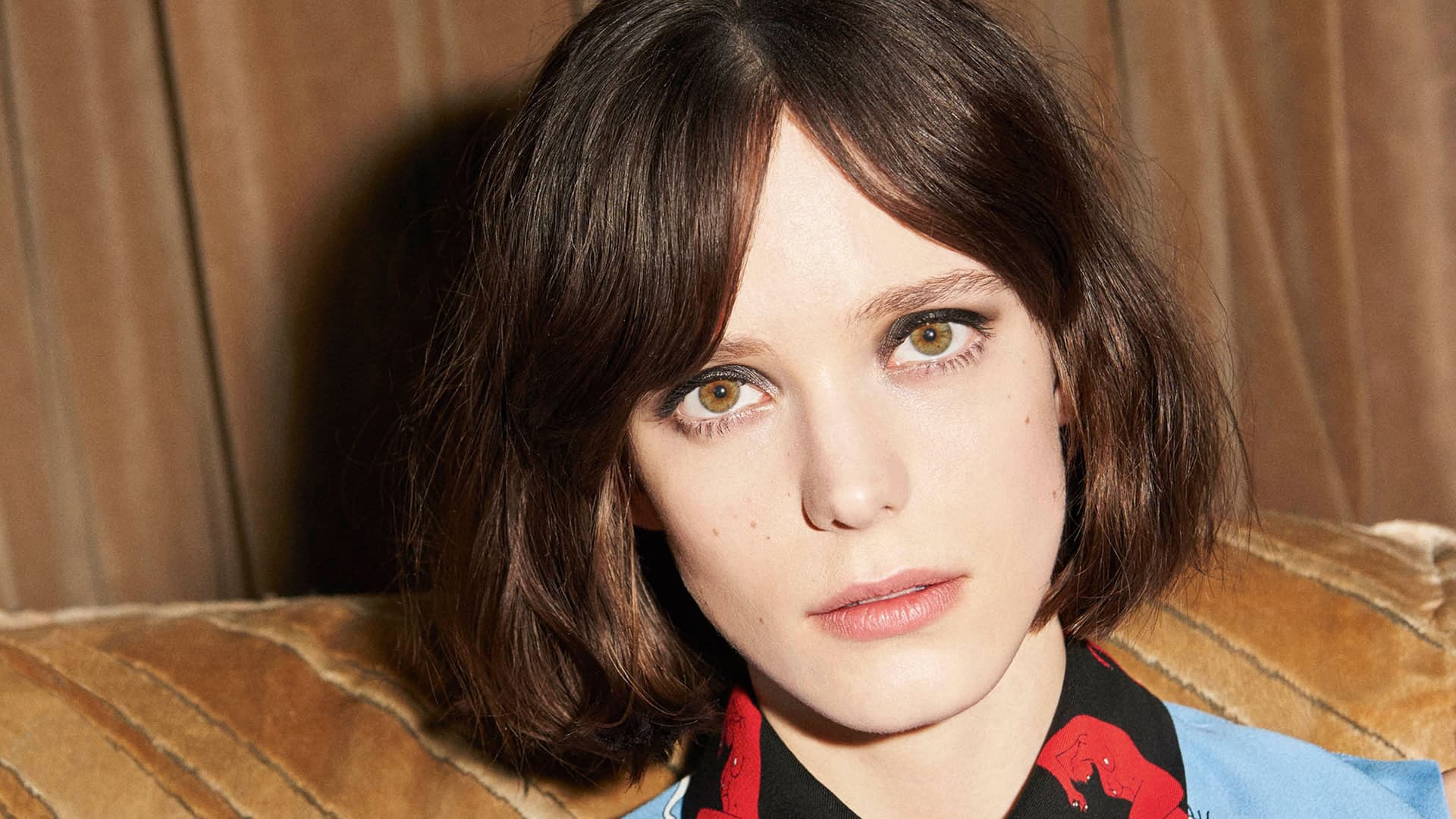 Stacy Martin High Definition Wallpapers